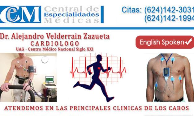 Dr Alejandro Velderrain Zazueta