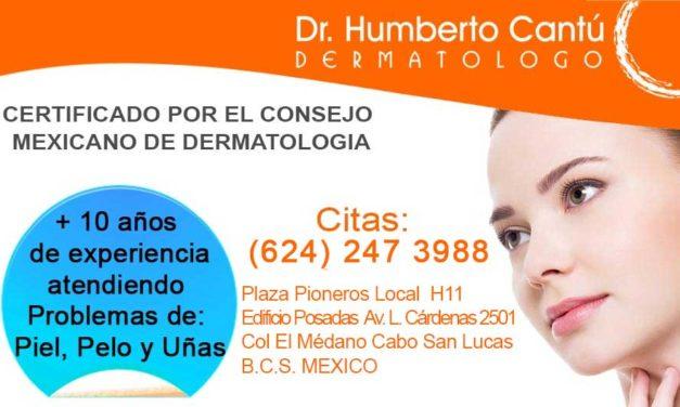 Dr Humberto Cantu Garza