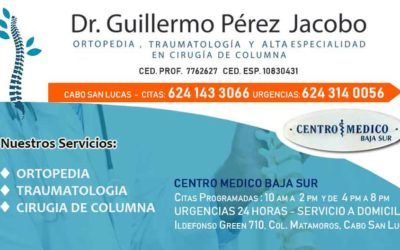 Dr Guillermo Perez Jacobo