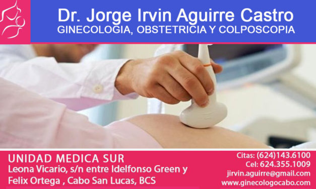 Dr Jorge Irvin Aguirre Castro