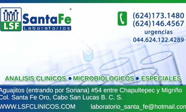 Laboratorios Santa Fe Analisis Clinicos