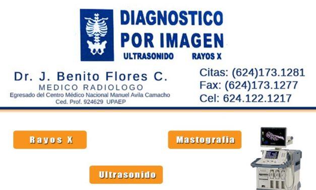Dr Jose Benito Flores Cuadra