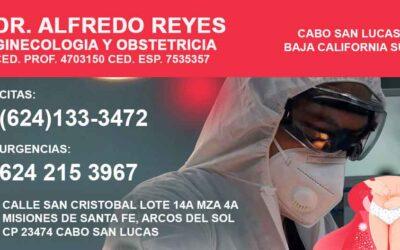 Dr. Alfredo Reyes Sosa